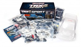 TRAXXAS TRX-4 SPORT CRAWLER 1:10 4WD UNASSEMBLED KIT