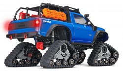 TRAXXAS TRX-4 CRAWLER EQUIPPED WITH TRAXX