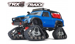 TRAXXAS TRX4 CRAWLER EQUIPPED WITH TRAXX