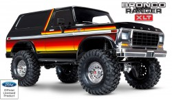 TRAXXAS TRX4 1979 FORD BRONCO RANGER XLT 1:10 4WD RTR