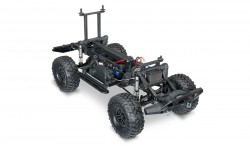 TRAXXAS TRX4 LAND ROVER DEFENDER BLUE (82056-4)