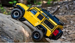TRAXXAS TRX4 LAND ROVER DEFENDER YELLOW SPECIAL EDITION (82056-4)