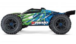 TRAXXAS E-REVO VXL BRUSHLESS 1:10 4WD RACING MONSTER TRUCK