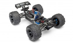 TRAXXAS E-REVO VXL BRUSHLESS 1:10 4WD RACING MONSTER TRUCK