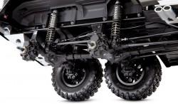 TRAXXAS TRX-6 MERCEDES-BENZ G63 AMG 6×6 1:10 RTR 6WD CRAWLER W/ TQI TRAXXAS LINK