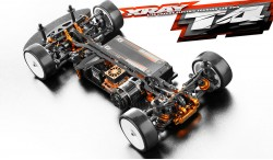 XRAY T4 2019 1:10 4WD LUXURY ELECTRIC TC