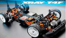 XRAY T4F 1:10 2WD ELECTRIC TOURING CAR FWD KIT