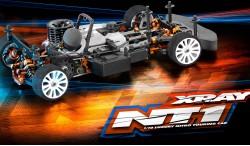 XRAY NT1.2 2019 1:10 4WD LUXURY NITRO TC KIT