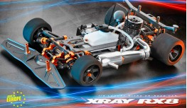 XRAY RX8.2 2019 1:8 LUXURY NITRO ON-ROAD CAR KIT