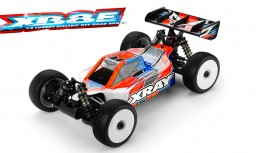 XRAY XB8E 2019 SPEC 1:8 4WD ECO BUGGY KIT