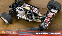 XRAY XT8.2 SPEC 1:8 4WD NITRO TRUGGY RACING KIT