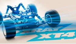 XRAY XT4 1:10 4WD LUXURY ELECTRIC TRUGGY KIT