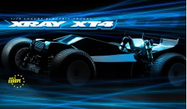 XRAY XT4 1:10 4WD LUXURY ELECTRIC TRUGGY KIT
