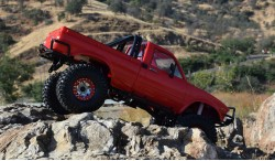 RC4WD TRAIL FINDER 2 MARLIN CRAWLER EDITION W/MOJAVE II CRAWLER BODY RTR