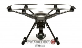 YUNEEC TYPHOON H PLUS WITH INTEL® REALSENSE™ AND BACKPACK (COMBO)