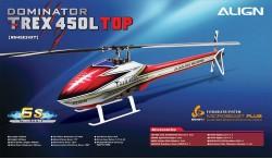 ALIGN T-REX 450L TOP DOMINATOR 6S (BEAST X)