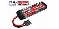 TRAXXAS POWER CELL 5000MAH 11.1V 3-CELL 25C LIPO BATTERY ID (2872X)