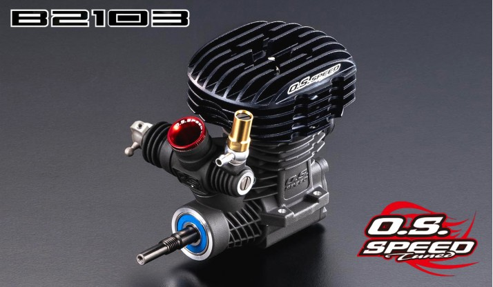 O.S. SPEED B2103 TYPE-S 3,5CC OFF (1BN00)
