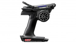 SANWA M17 2.4G 4CH FH5 ULTRA RESPONSE PROFESSIONAL PISTOL GRIP W/RX-491 RECEIVER