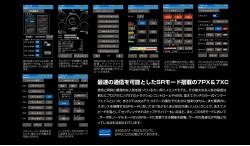 FUTABA 7XC 7CH 2.4GHZ T-FHSS SR + R334SBS RX