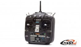 FUTABA T16SZ FASSTEST 2.4GHZ + R7008SB RECEIVER MODE 2