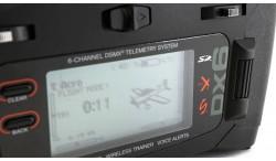 SPEKTRUM DX6 6 CHANNEL SYSTEM MODE2 + AR610 RECEIVER