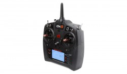SPEKTRUM DX8 G2 TRANSMITTER SYSTEM MD2 W/AR8000 RECEIVER