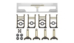 AM-170044 - AM SET-UP SYSTEM FOR 1/8 ON-ROAD CARS WITH BAG LIMITED EDITION