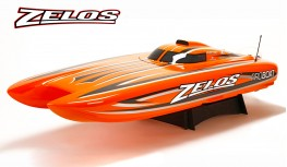 "PROBOAT ZELOS 48"" BRUSHLESS CATAMARAN RTR"