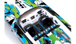 "TRAXXAS DCB M41 WIDEBODY CATAMARANO 41"" BRUSHLESS TSM"