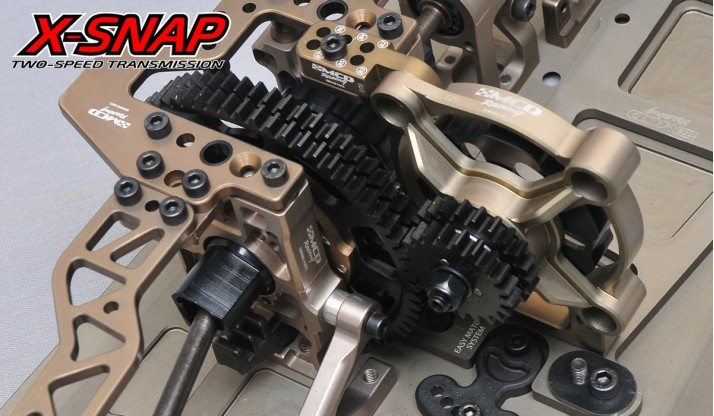 270101X - X-SNAP 2-SPEED TRANSMISSION KIT